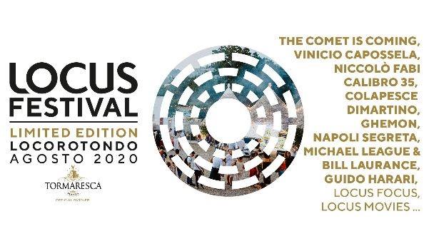 Locus Festival 2020, si parte con Niccolò Fabi. Nel cartellone anche Fatoumata Diawara, Vinicio Capossela e The Comet Is Coming